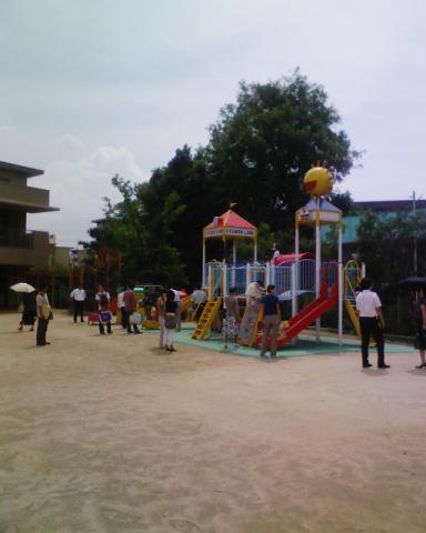 大阪の幼稚園事情