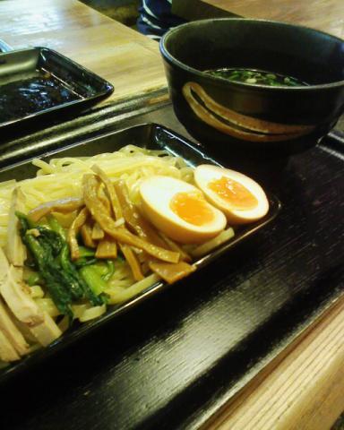 大阪のつけ麺事情