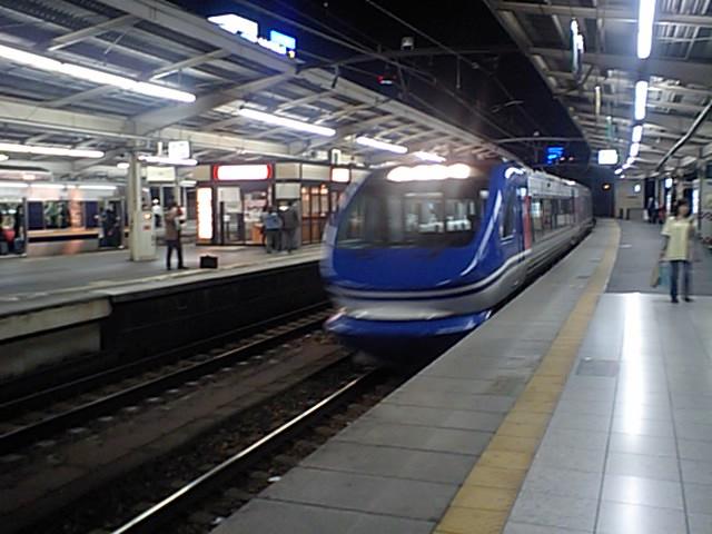新大阪駅にて