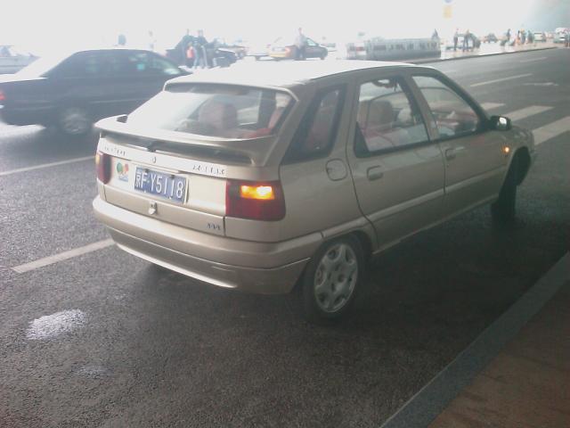 中国車事情